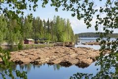 Tukkilautat_Oravikoski