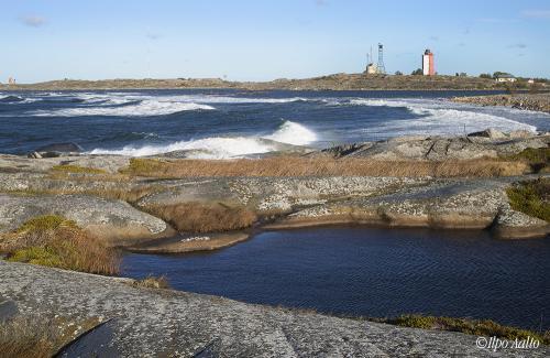 Utöä Eteläniemestä päin